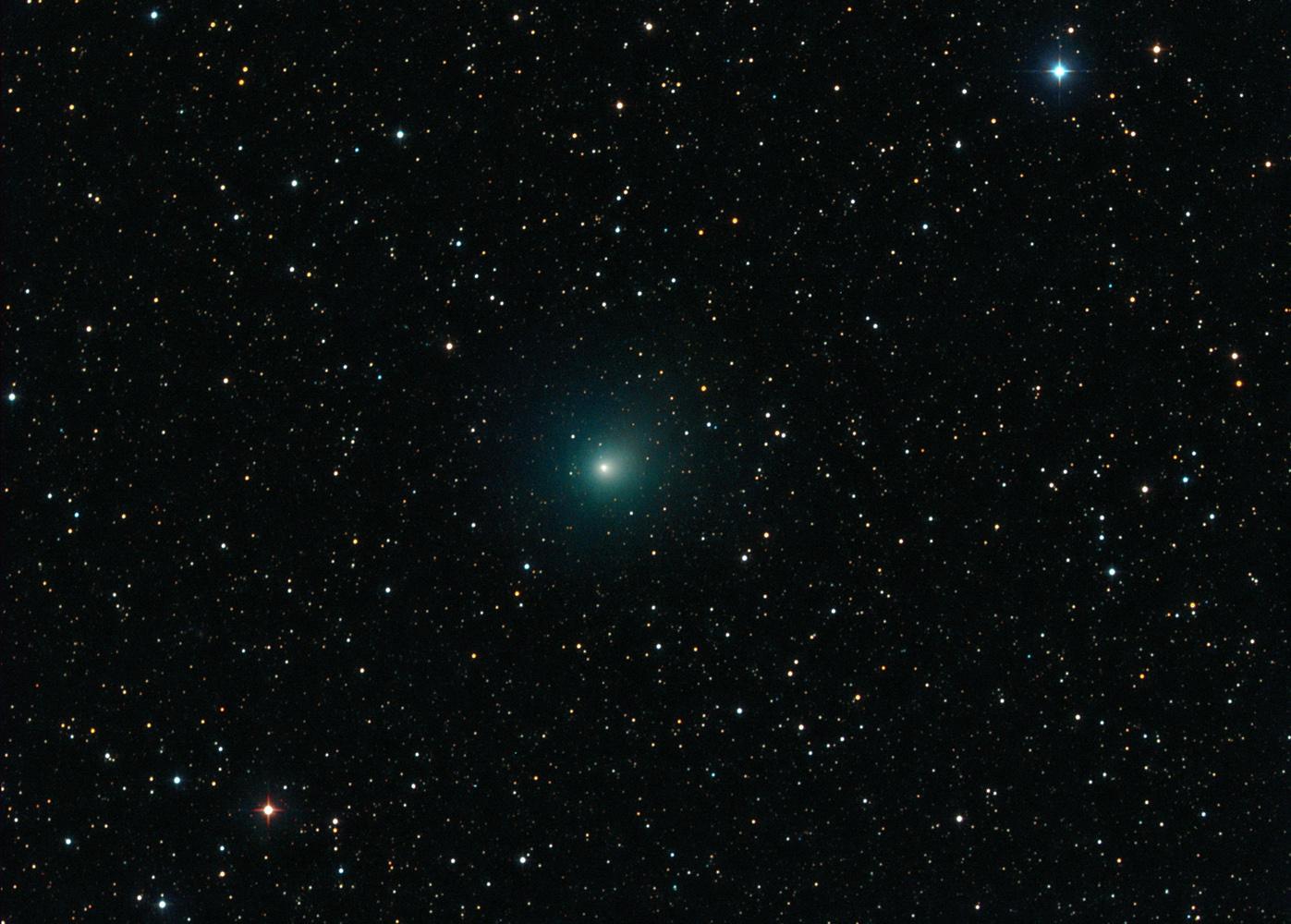 C/2016 M1 (PanSTARRS) Comet.
